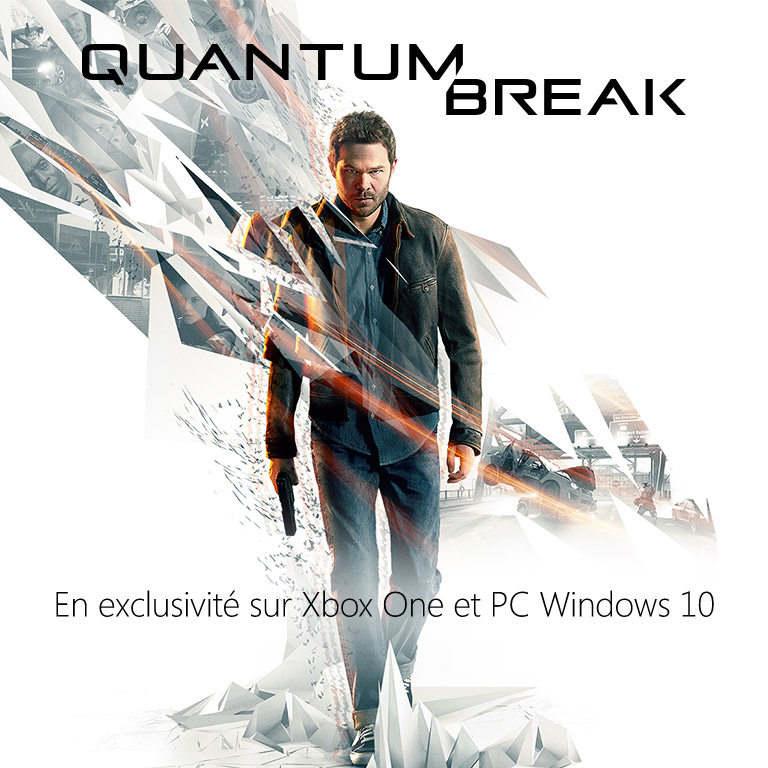 Quantum Break  on Windows 10 page hero