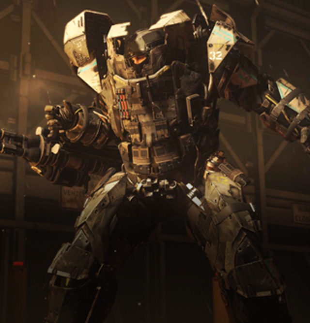 Call of Duty: Advanced Warfare—An Advanced Arsenal