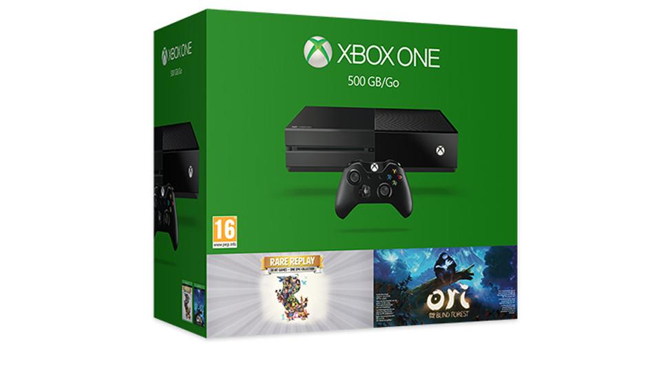 Xbox One 500GB Holiday Bundle