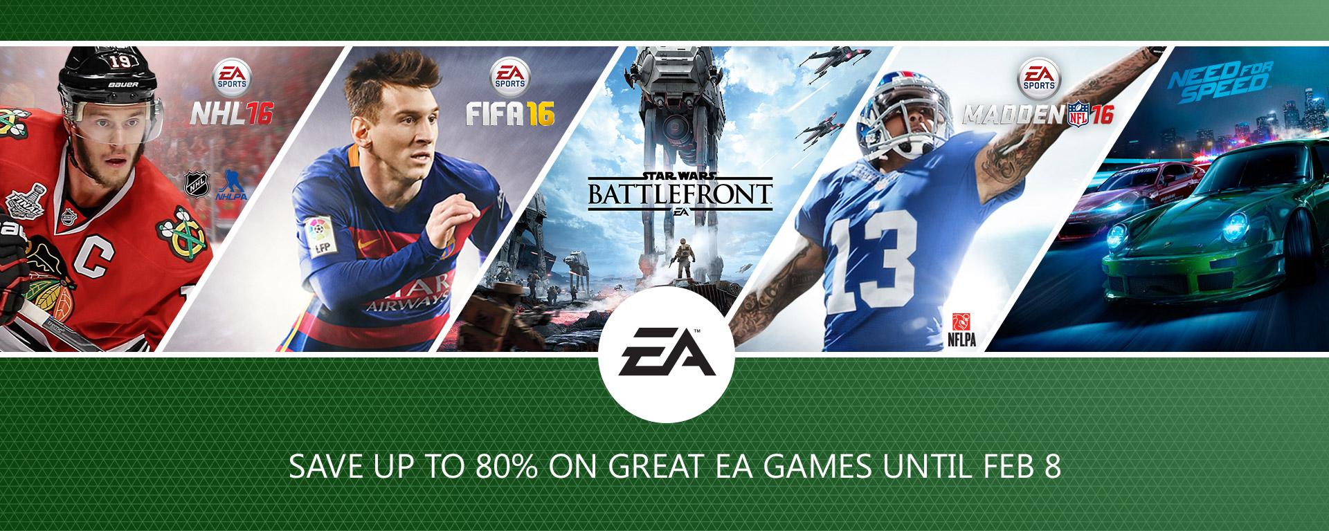 EA Sale | Xbox