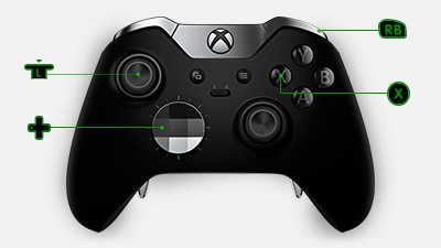 Elite Mapping | Xbox Elite Wireless Controller