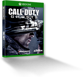 Call of Duty Ghosts: Box Shot