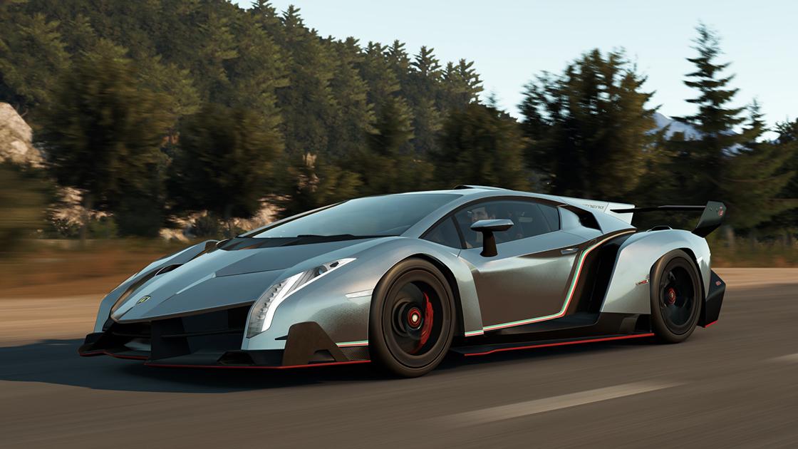2013 Lamborghini Ven