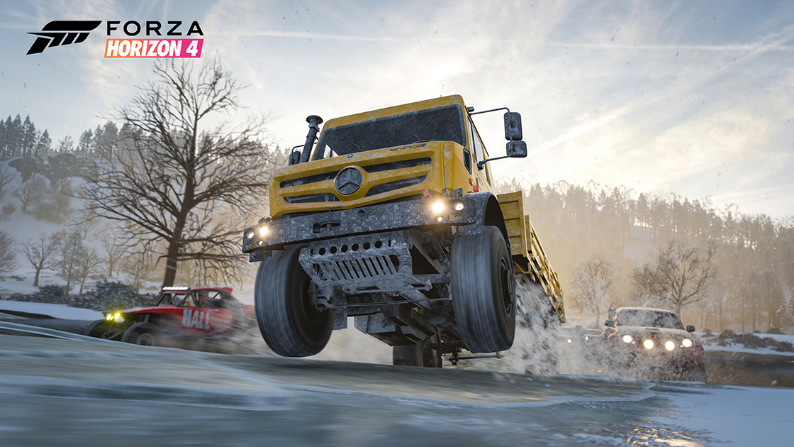 forza horizon 4 ultimate edition disc