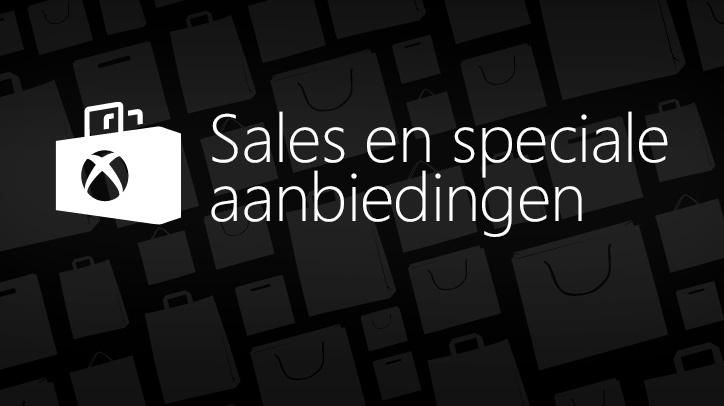 Xbox: sales en speciale aanbiedingen