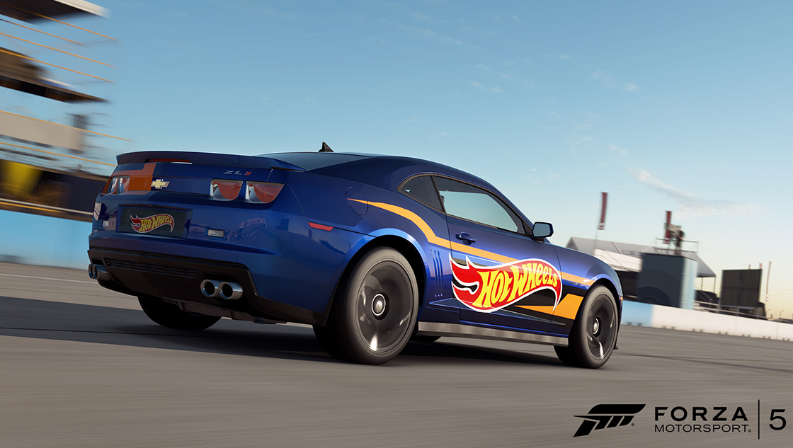 Forza Motorsport Hot Wheels Livery Contest