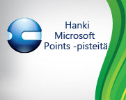 Microsoft Points - Osta lis&#228;&#228; saldoa