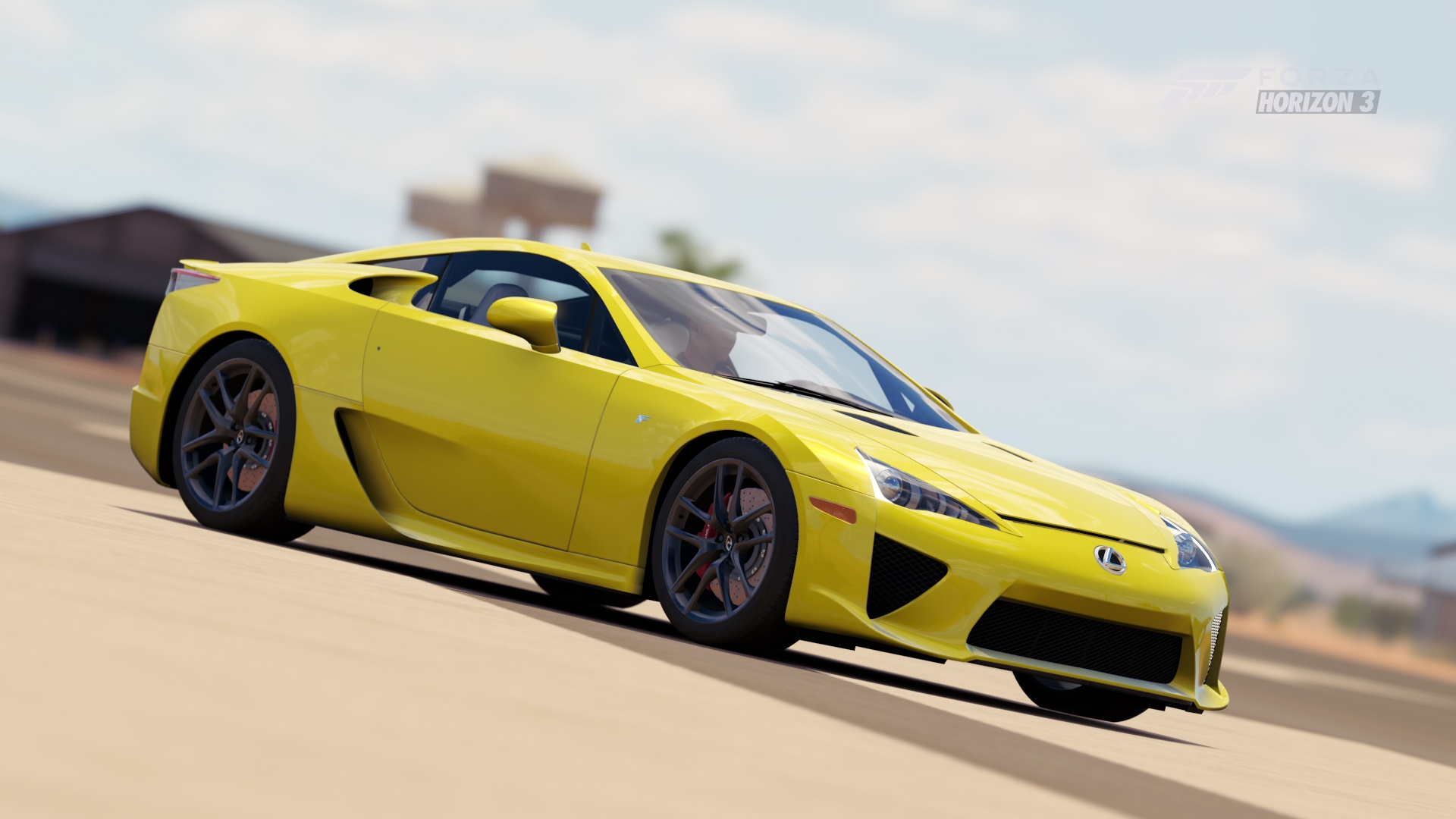 2010 Lexus LFA   Photo By V Team SAKAL