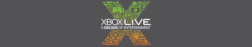 Xbox LIVE, A decade of entertainment
