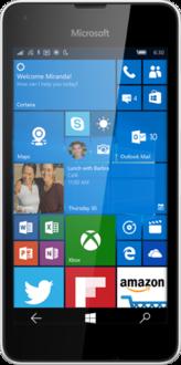 Aide de Lumia 550