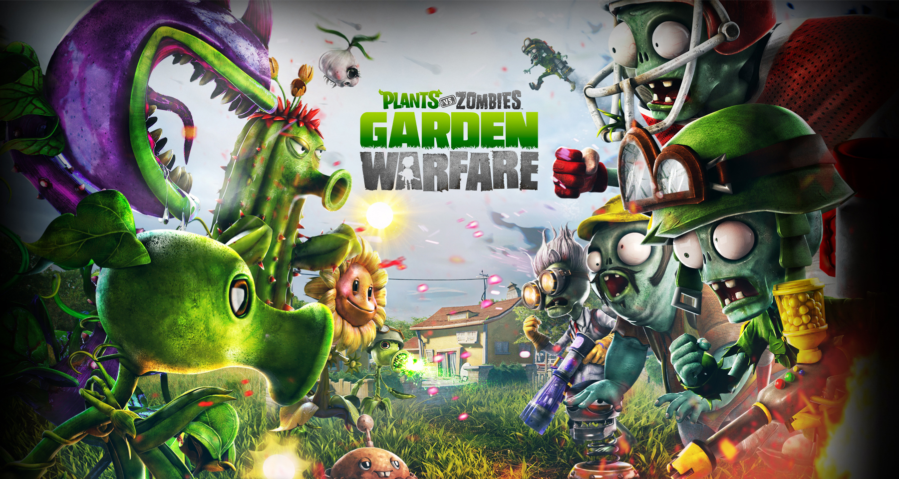 Plants Vs. Zombies™ Garden Warfare for Xbox One