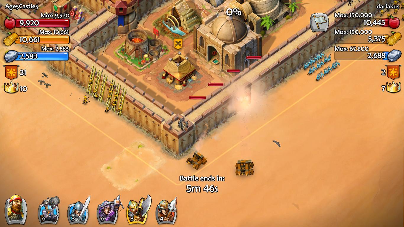 Castle Siege Screenshot-5