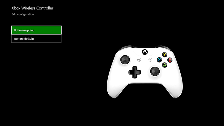 Customize Xbox Wireless Controller with Xbox Accessories App