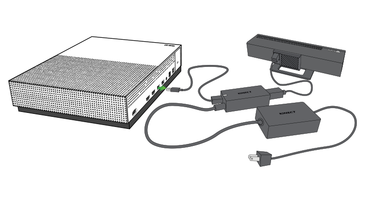 How To Extend Xbox One Kinect Cable: Kinect Sensor Isn7t Recognized by Your Xbox One Consolerh:support.xbox.com,Design
