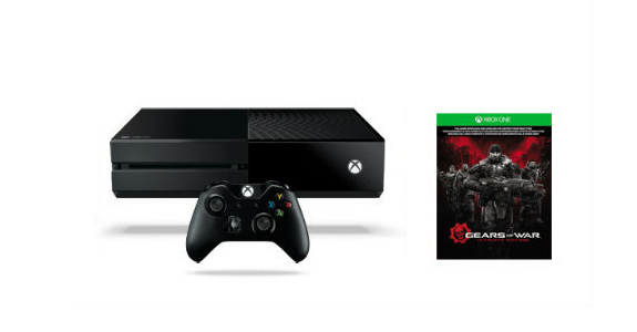 Xbox One Gears of War Ultimate Edition Bundle