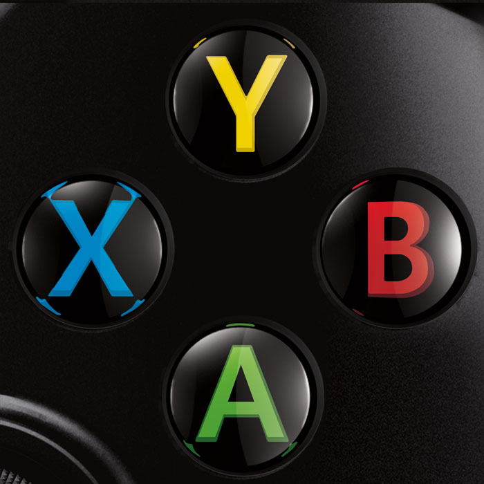 Xbox One Controller Buttons Xbox One Wireless Cont...