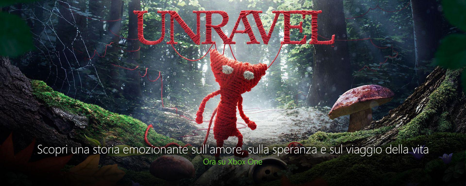 Unravel | Xbox One