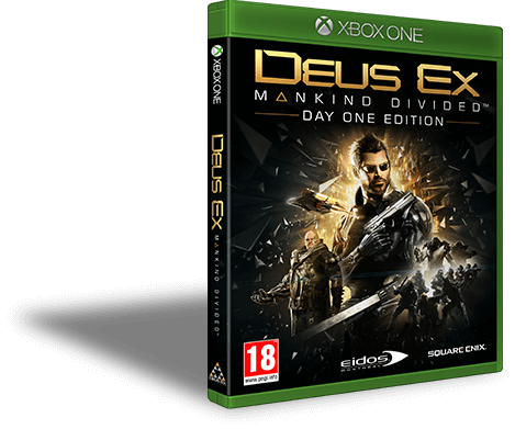 Preorder Deus Ex: Mankind Divided