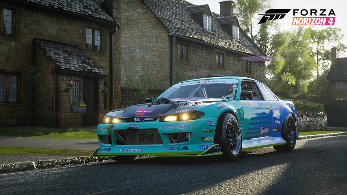 Forza Horizon  Can T Tune Car