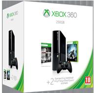 Οικονομικό Πακέτο Xbox 360 250 GB