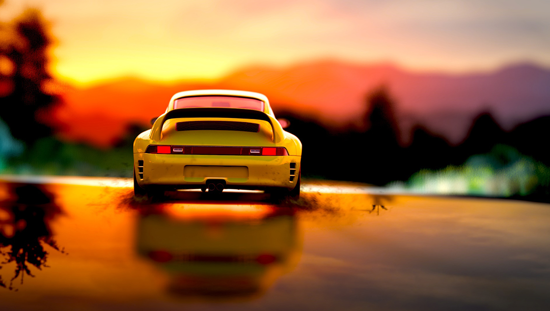 Forza Horizon 2 Community Photo Contest Winner From A Previous Week From  DerKunzZ
