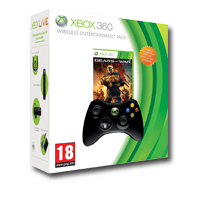 Xbox 360 Gears of War: Judgment + Wireless Controller Paket