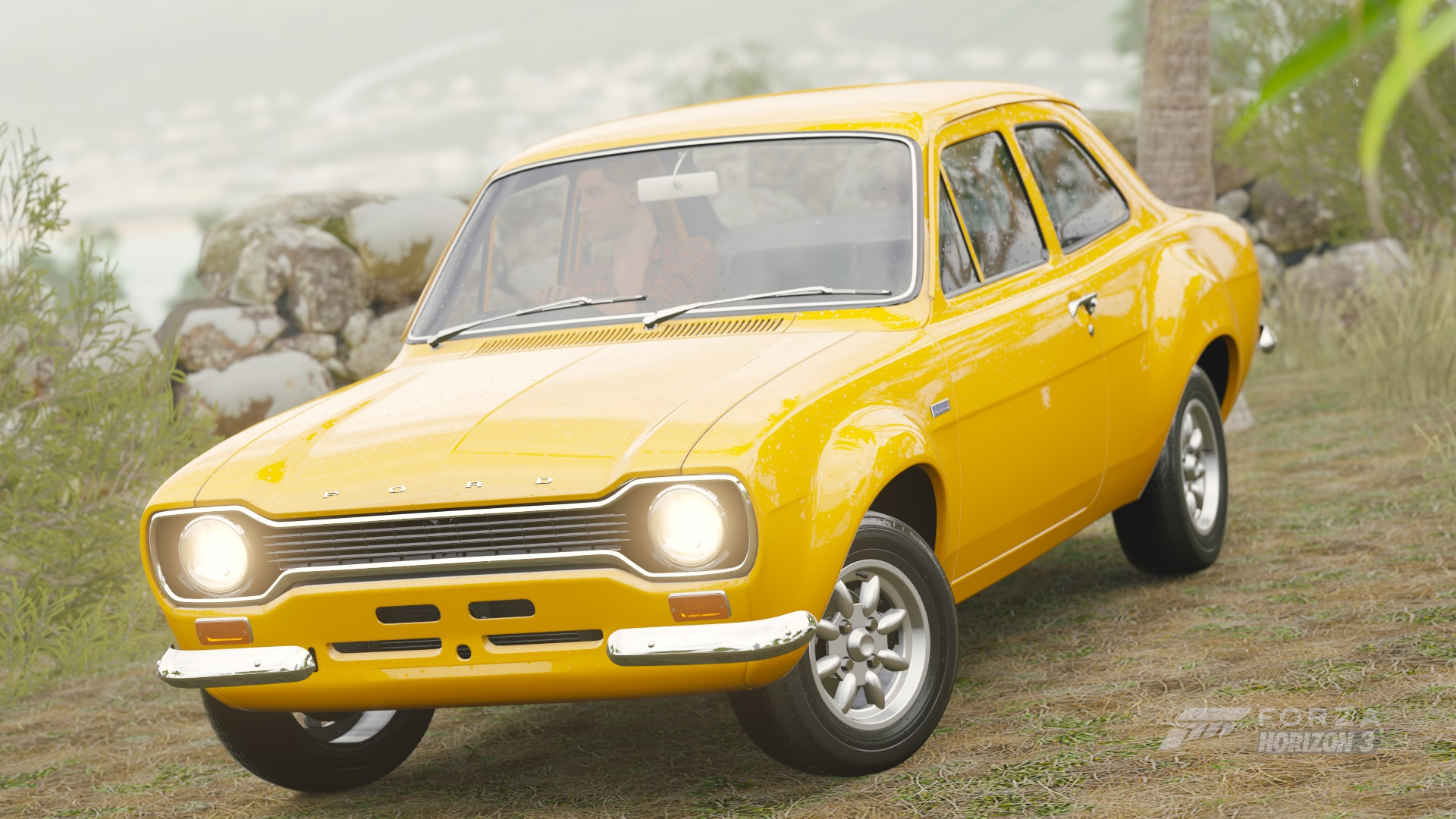 Forza Horizon 3 Cars Turn Signal Description And Operation 64 73 Mustang 1973 Ford Escort Rs1600 Photo By V Team Sakal