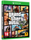 Grand Theft Auto V box shot