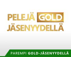 Pelit Gold-jäsenyydellä