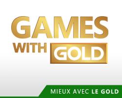 Jeux avec Gold