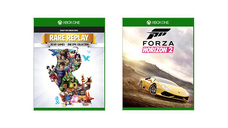 Forza Horizon 2 and Rare Replay
