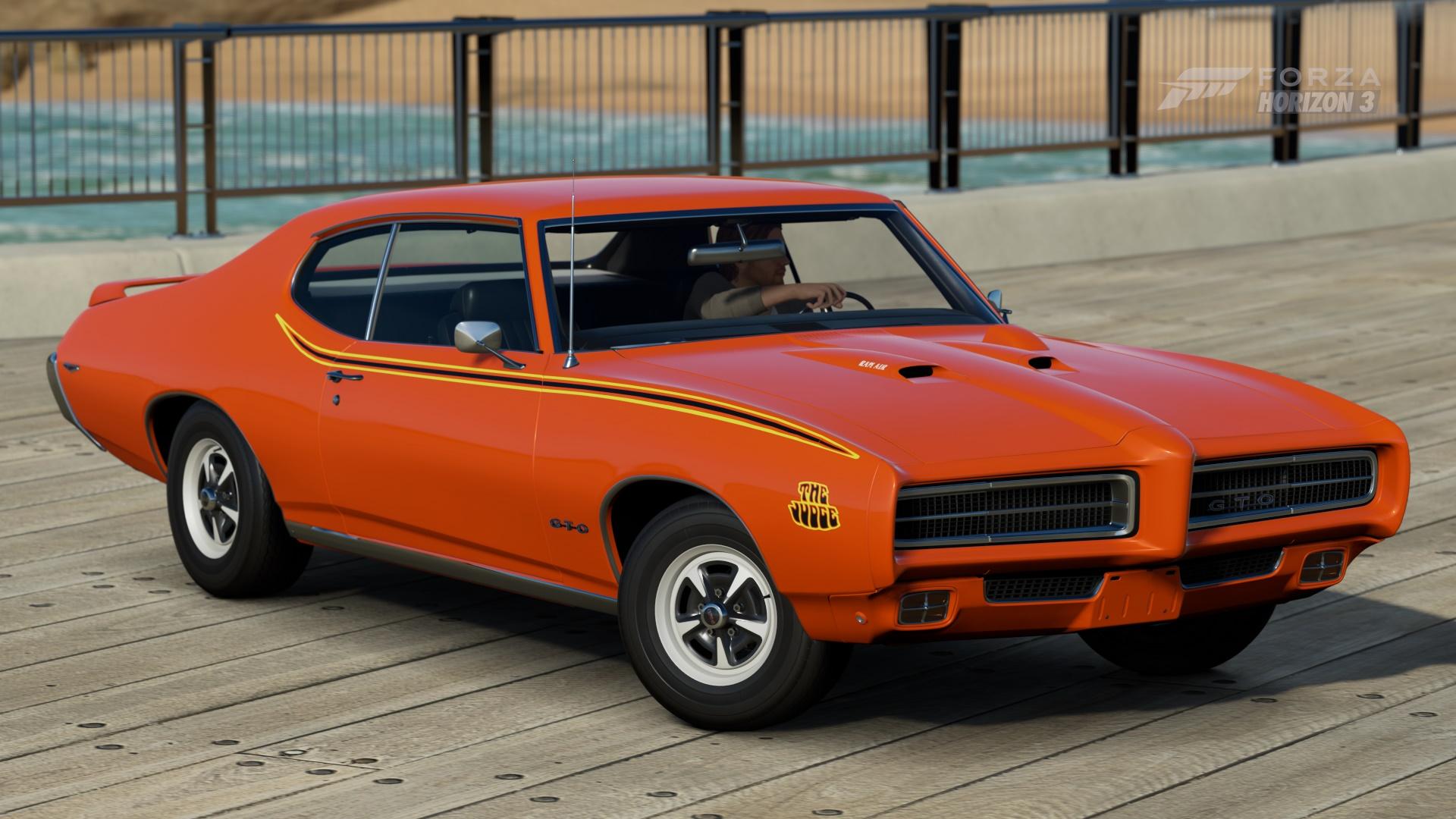 Captivating 1969 Pontiac GTO Judge   Photo By SpeedDemon0388 Design