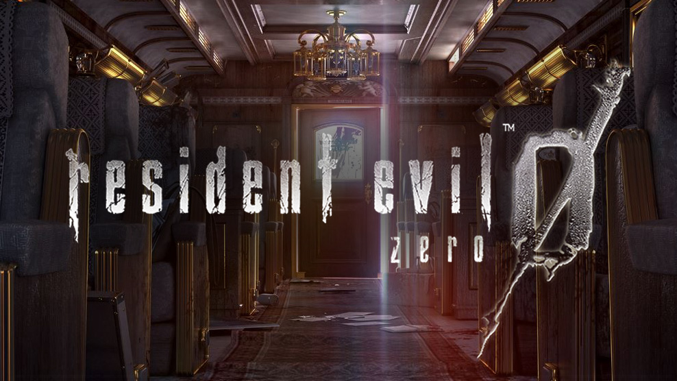 Resident Evil 0 on Xbox One