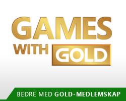 Spill med Gold