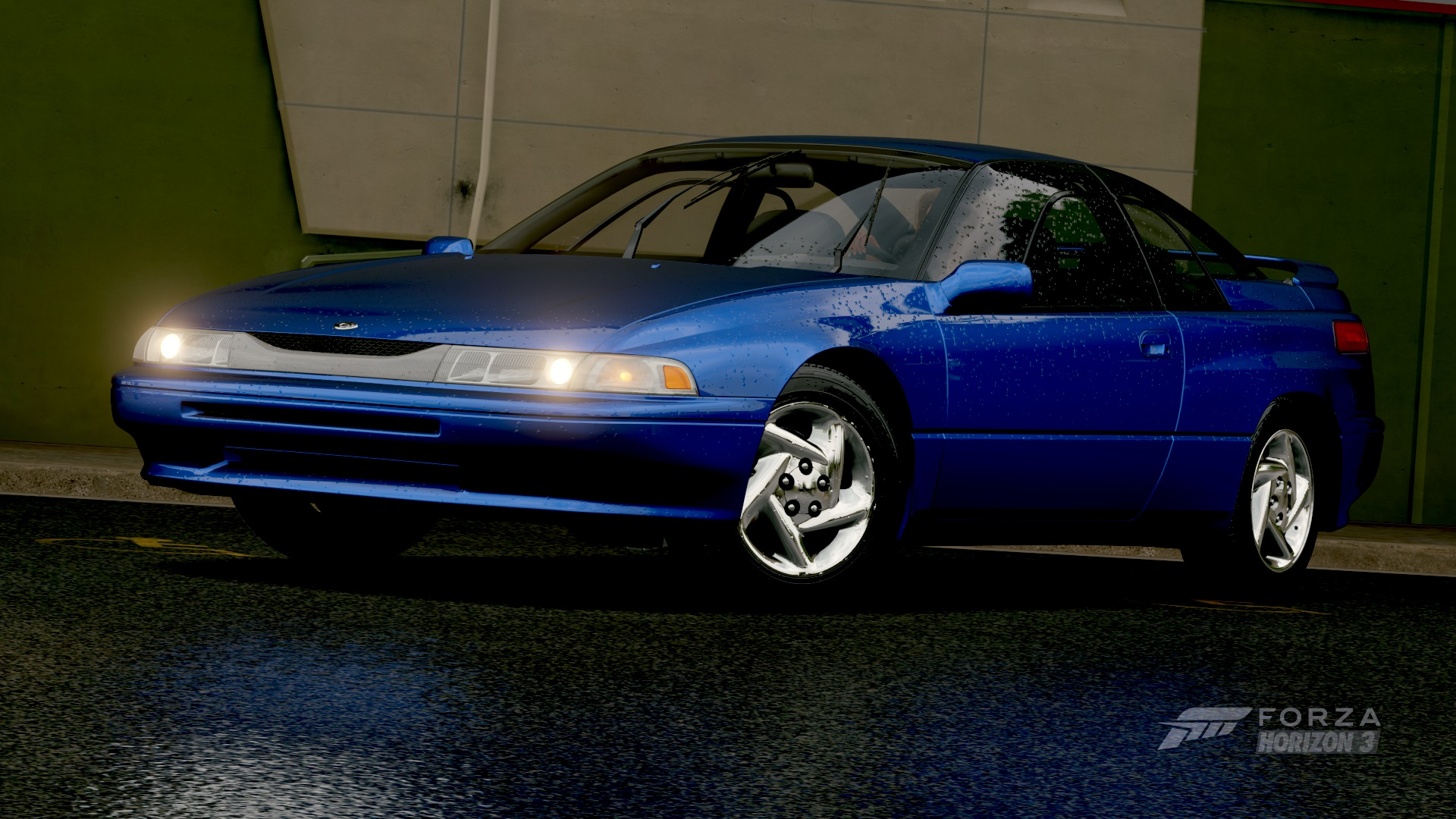 1996 Subaru SVX   Photo By BadRiver