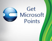 Get Microsoft Points - Top up your Balance
