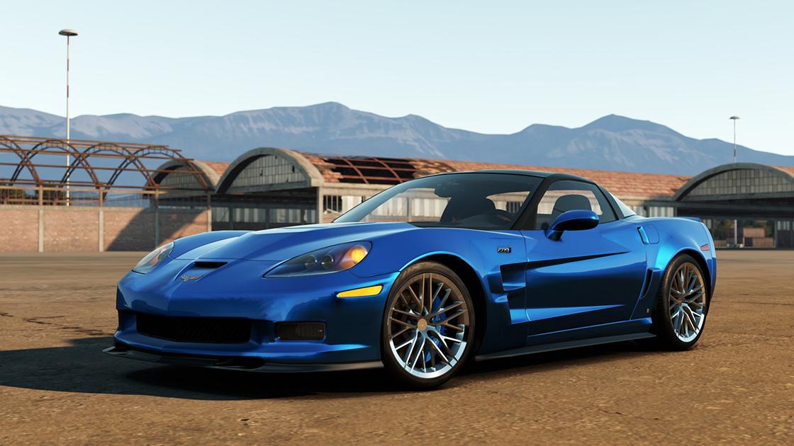 Forza Horizon 2 Cars