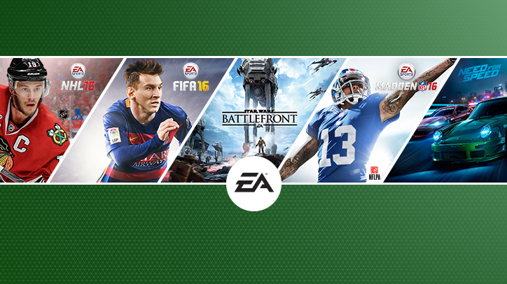 EA Sale | Xbox One | Xbox 360
