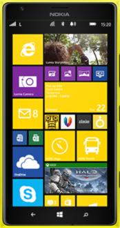 Aide de Lumia 1520
