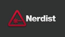 Nerdist app on Xbox 360
