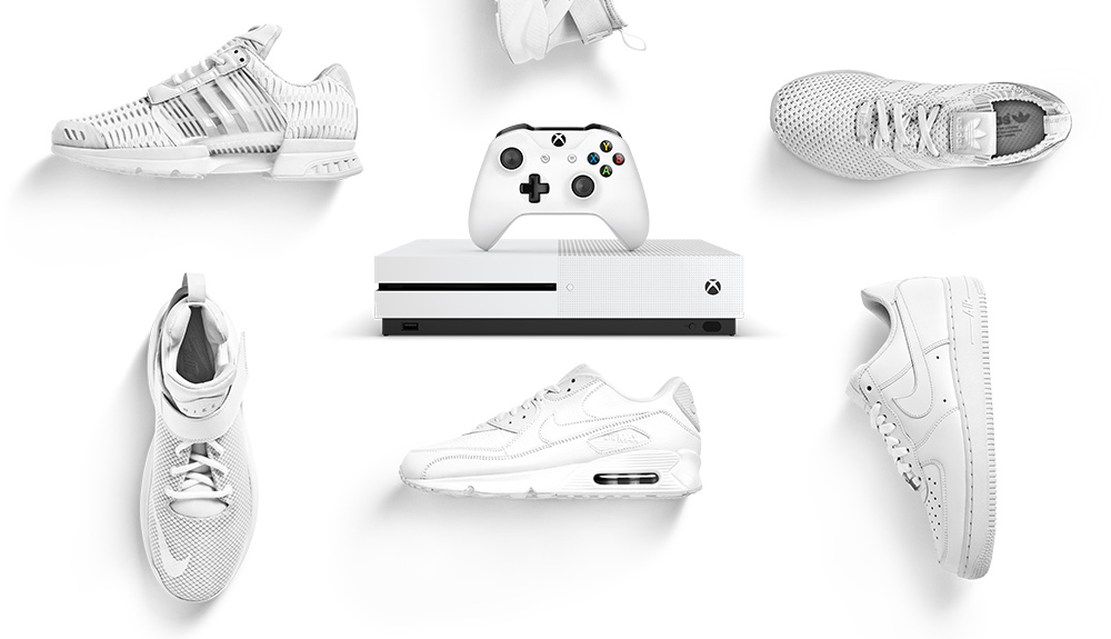 Win a brand new Xbox One S with Foot Locker