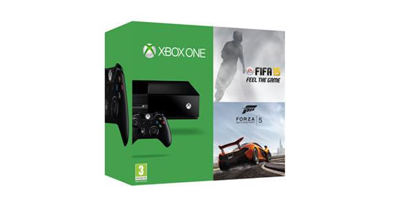 Konzole Xbox One