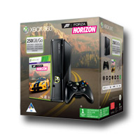 Xbox 360® 250GB Forza Horizon Bundle