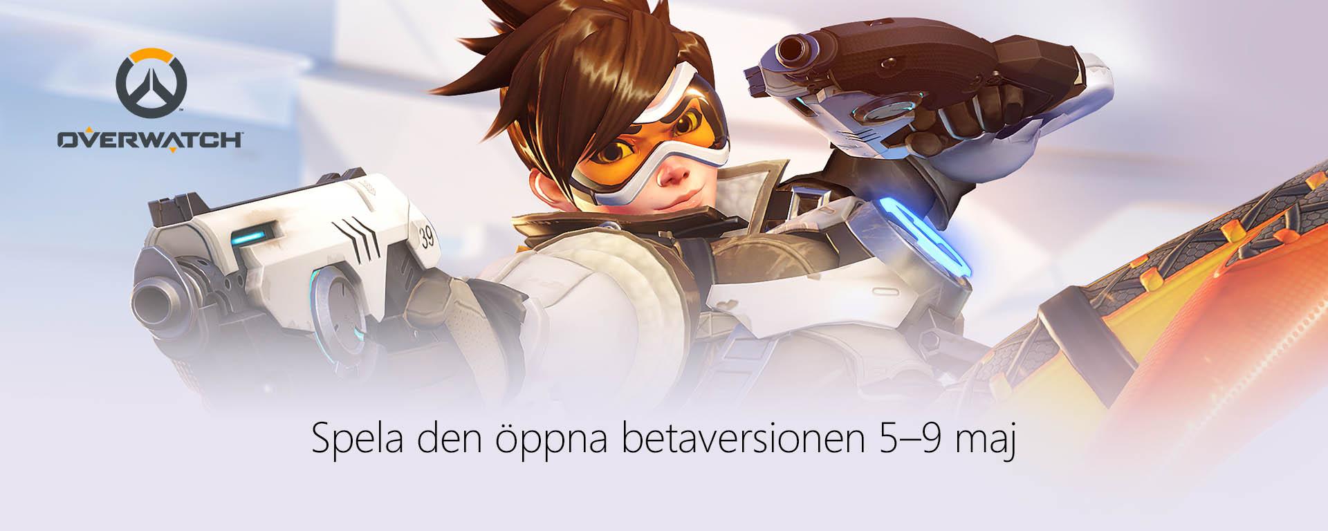 Overwatch | Open beta | Xbox One