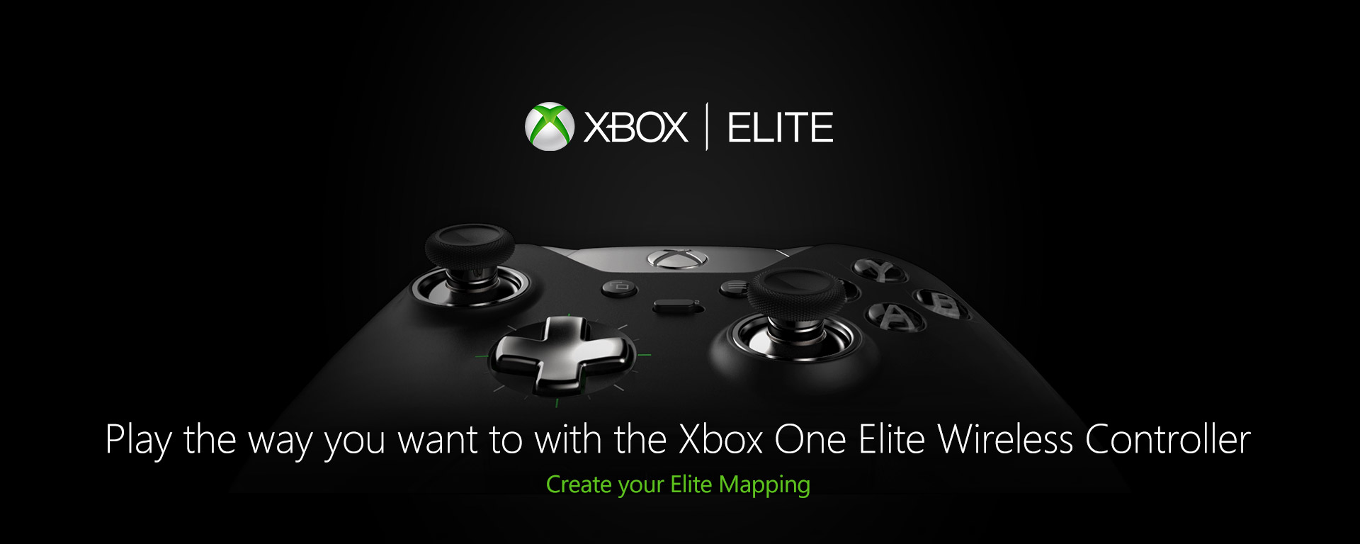Elite Mapping | Xbox Elite Wireless Controller