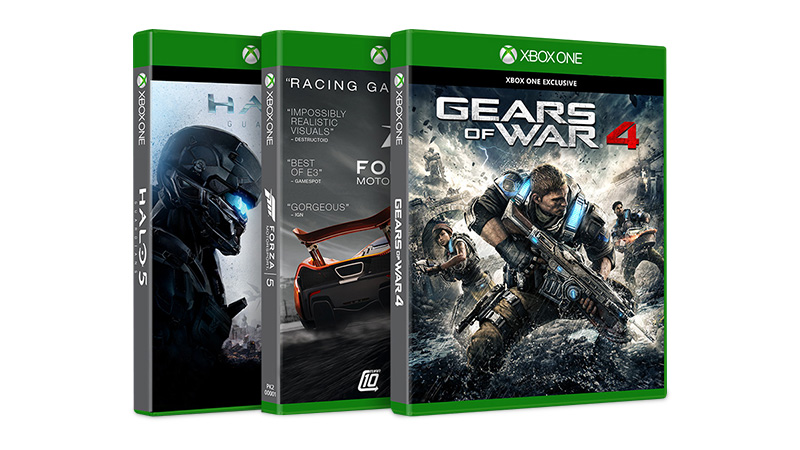 Save up to 40% on select Xbox games!