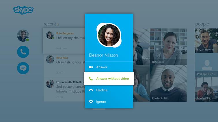 how to make video call using skype