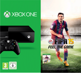Xbox One console box shot