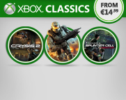 Classic games - Save big on these games