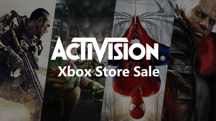 Activision Game Sale